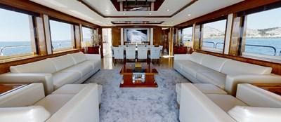 Sunseeker 30 Metre Yacht - Saloon
