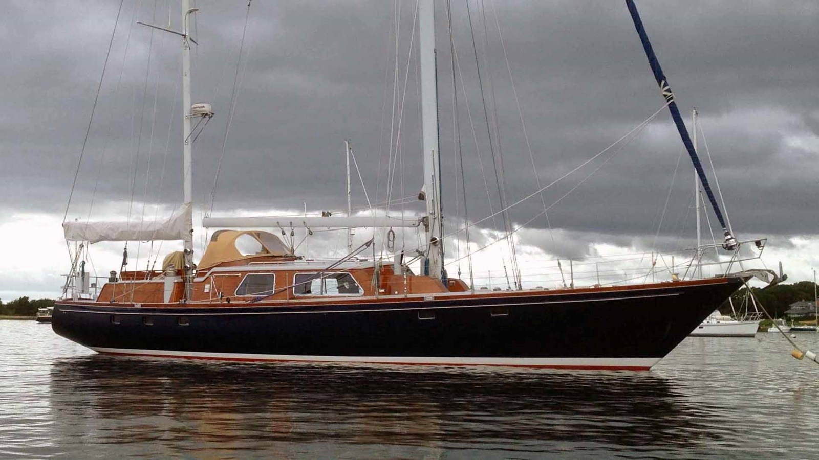 NORTHERN LIGHTS Little Harbor 60 Custom Ketch