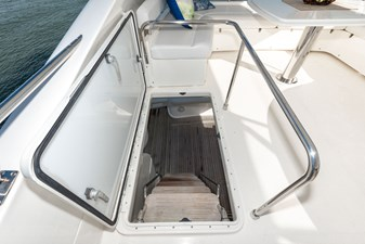 Access to Aft Deck