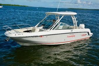 Boston Whaler 230 Vantage 1 1