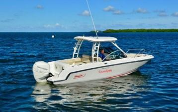 Boston Whaler 230 Vantage 5 5