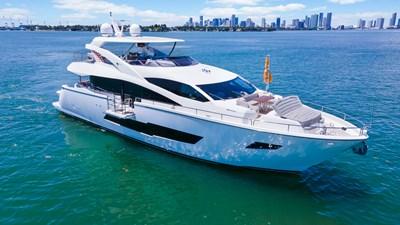 Docqua 1 2_2018 86ft Sunseeker Yacht DOCQUA