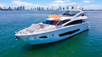 Docqua 2 3_2018 86ft Sunseeker Yacht DOCQUA