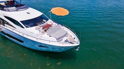 Docqua 4 5_2018 86ft Sunseeker Yacht DOCQUA