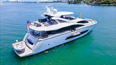 Docqua 5 6_2018 86ft Sunseeker Yacht DOCQUA