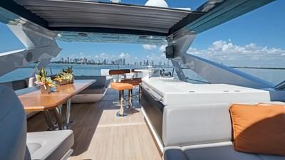 Docqua 8 9_2018 86ft Sunseeker Yacht DOCQUA