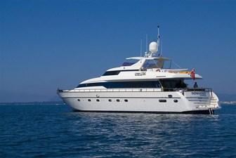 Indulgence of Poole at anchor