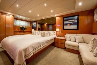 Indulgence of Poole VIP cabin