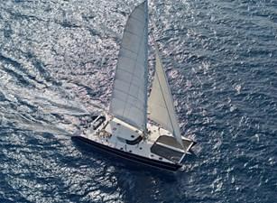 AZIZAM 4 Azizam sailing catamaran