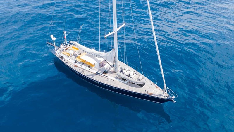 Fifty Fifty CNB yacht