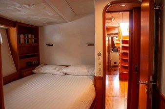 Fifty Fifty stateroom