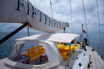 Fifty Fifty yacht boom