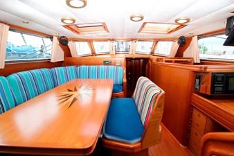 Plum yacht saloon