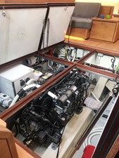 One Shot yacht engine