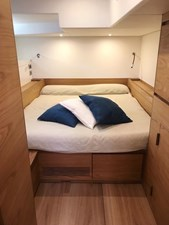 One Shot yacht cabin