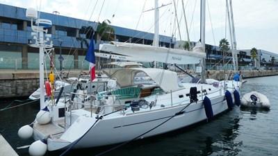 Nereide sailing yacht