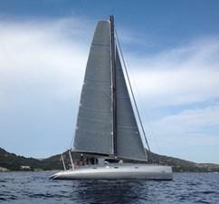 Obi One sailing