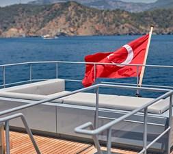 DALI 9 Dali - Turkish flag