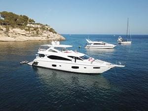 Eximius 1 Eximius 2011 SUNSEEKER 88 Flybridge Motor Yacht Yacht MLS #262532 1