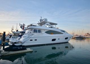 Eximius 2 Eximius 2011 SUNSEEKER 88 Flybridge Motor Yacht Yacht MLS #262532 2