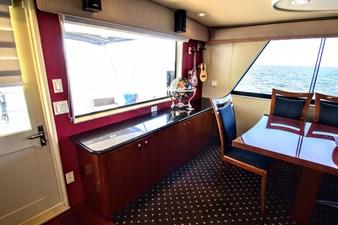 Papillon 7 Papillon 1985 HATTERAS 82 Cockpit Motor Yacht Motor Yacht Yacht MLS #262569 7