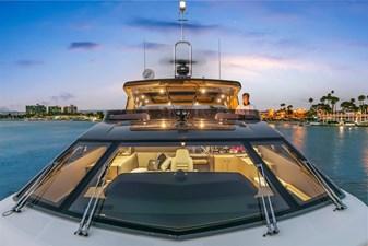 Lontano 1 Lontano 2016 FERRETTI YACHTS Flybridge Motor Yacht Yacht MLS #262597 1