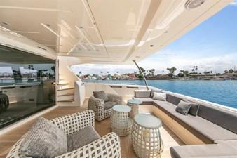 Lontano 5 Lontano 2016 FERRETTI YACHTS Flybridge Motor Yacht Yacht MLS #262597 5