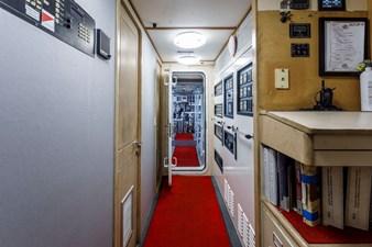 Engine Room Hallway