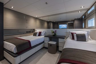 MAJESTY 175 22 Twin Guest Stateroom