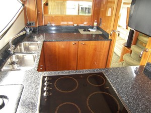 Galley looking in From Helm