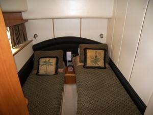 Starboard Side Guest Cabin w/ Ensuite Head