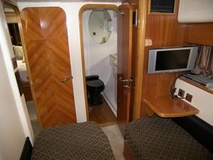 Starboard Side Guest Cabin Looking Forward