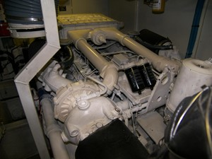 Engine Room Starboard