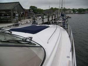 Starboard Foredeck