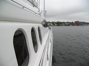 Mid-Ship Port Lights