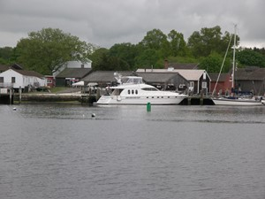 Profile shot at Mystic Seaport