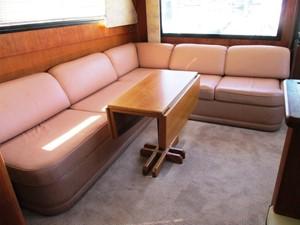 Salon, starboard aft