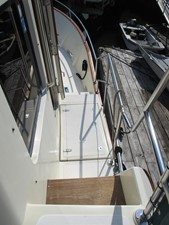 Boat deck, forward starboard side