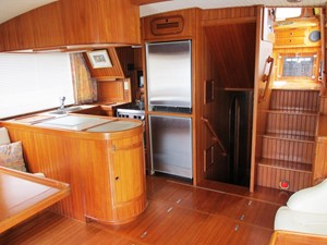 Salon with Galley & PH entrance