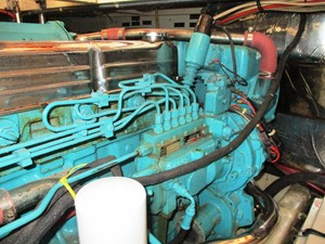 Ford Sabre Engines Ltd 225 TI