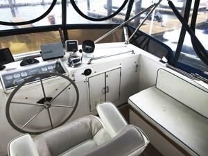 Helm Station, starboard