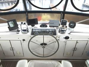 Helm Station detail