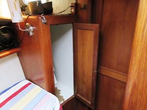 Fore Cabin hanging locker