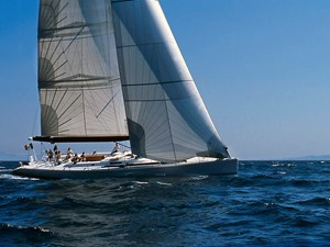 Capricorno McConaghy sailing yacht