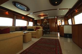 LORI ANN 5 LORI ANN 2006 SAN MARINO YACHTS Raised Pilothouse Motor Yacht Yacht MLS #262644 5