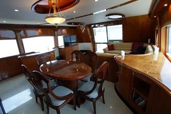LORI ANN 6 LORI ANN 2006 SAN MARINO YACHTS Raised Pilothouse Motor Yacht Yacht MLS #262644 6