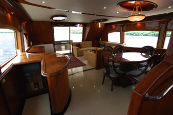 LORI ANN 7 LORI ANN 2006 SAN MARINO YACHTS Raised Pilothouse Motor Yacht Yacht MLS #262644 7
