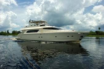 LORI ANN 1 LORI ANN 2006 SAN MARINO YACHTS Raised Pilothouse Motor Yacht Yacht MLS #262644 1