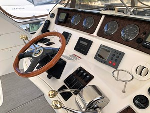 48 Sea Ray Bridge Helm