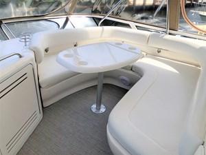48 Sea Ray Bridge Seating